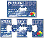 Three Piece Puzzle Magnets